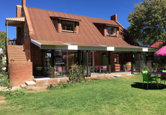 The Attic in Clarens