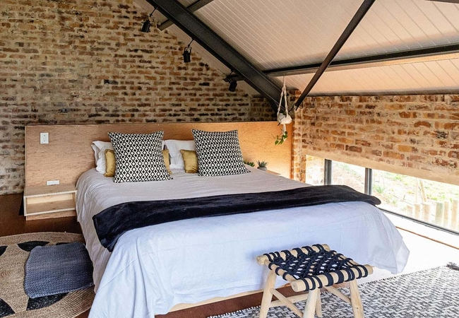 The Bed in the Shed