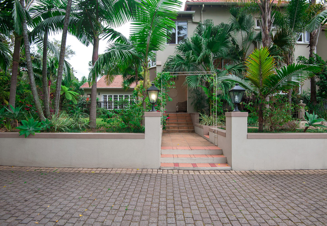 The Brother\'s Guest House Entrance