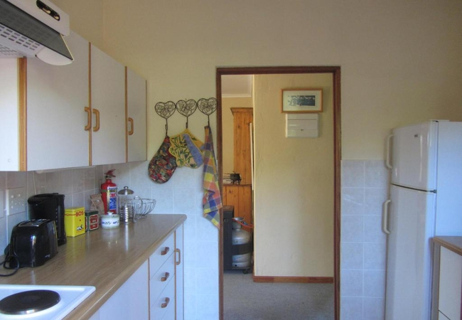 The Carraighs kitchen