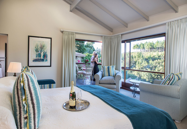Premier Suite Gorge and Sea View