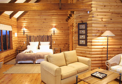 Double Chalet (for a couple)