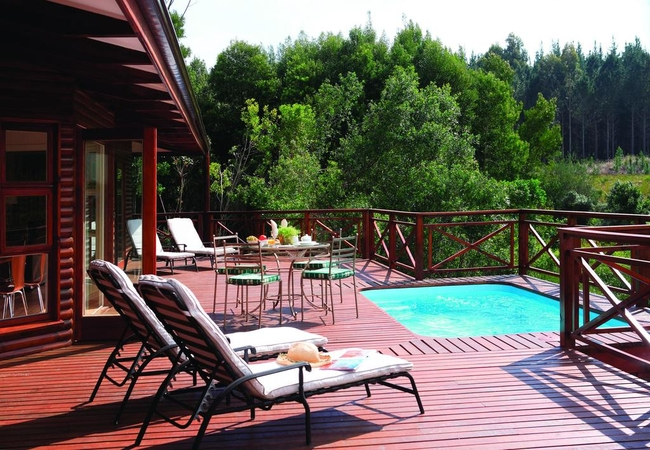 Luxury Chalet with Private Pool