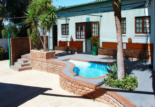 The Garden Lodge Guest House