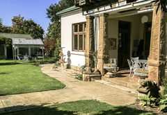 Exterior of Garden Cottage