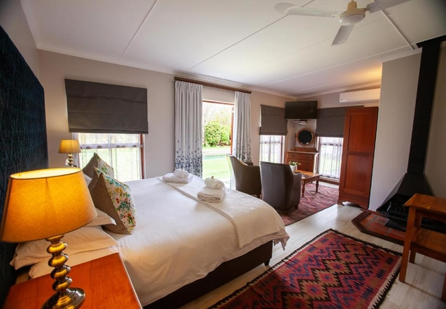 Room 9 King/Twin Room