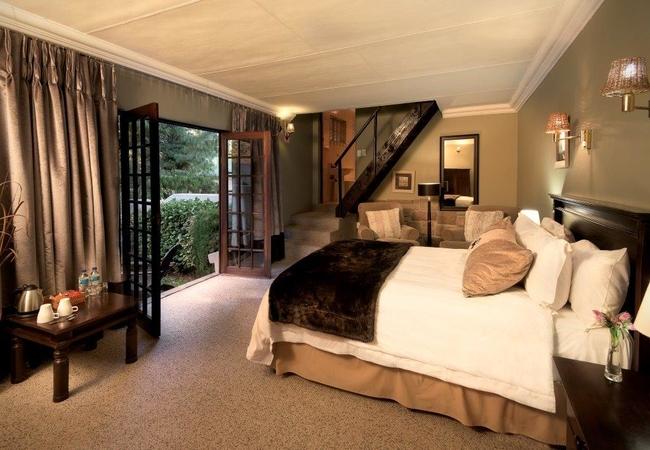 The Highlander Room