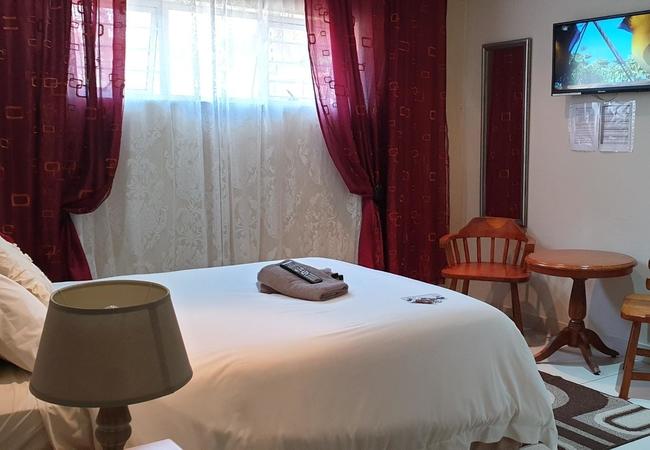 6. Double Room (No sea view)