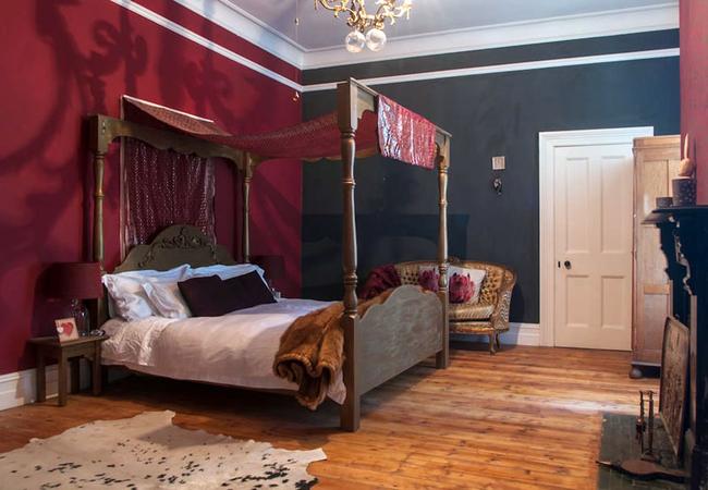 The Goddess Room