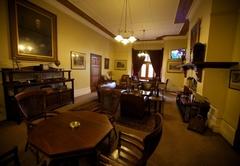 The Kimberley Club bar