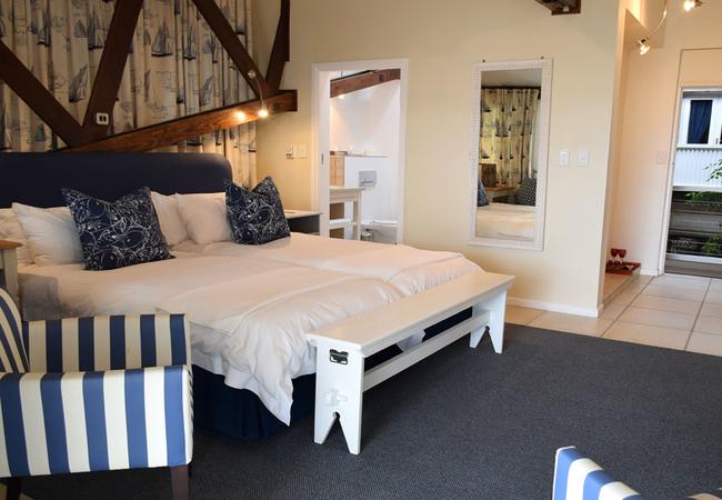 Luxury Loft Rooms