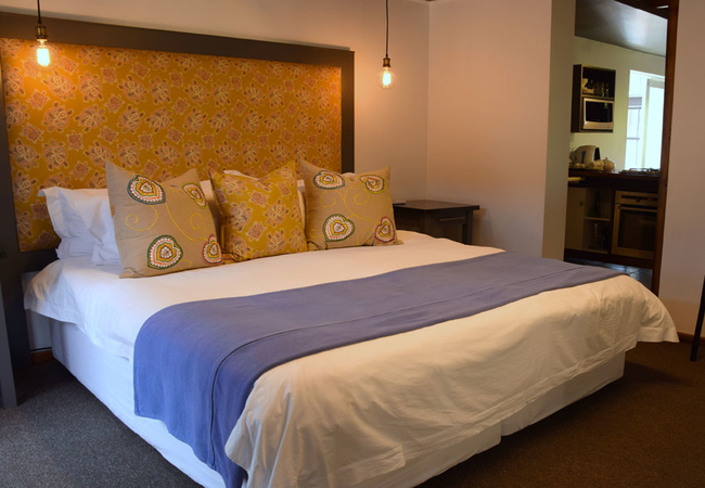 Luxury Units Self-catering
