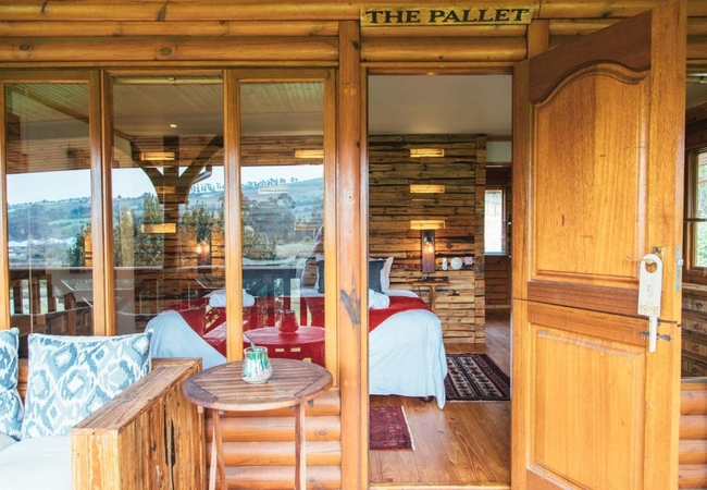 The Pallet Room