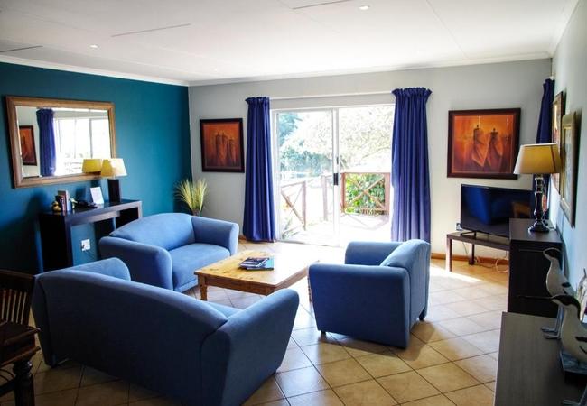 One Bedroom Garden Suite