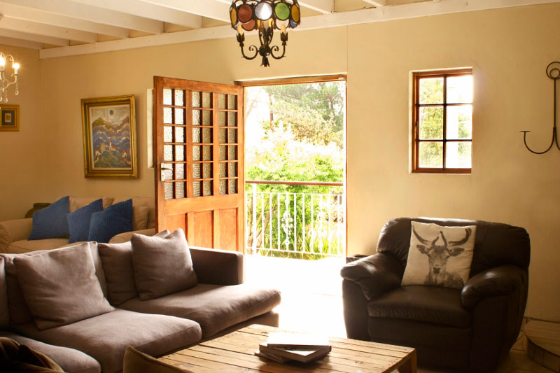 the nelsbells cottage in clarens free state