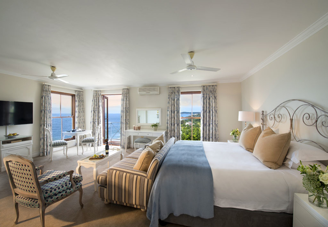 Suite with Private Balcony