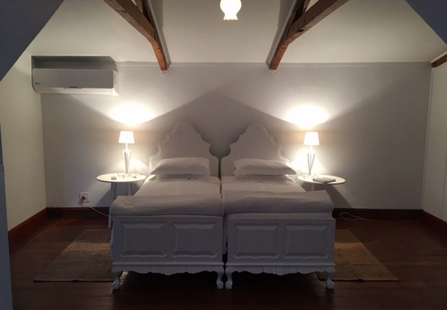 Kothuis Upstairs Beds