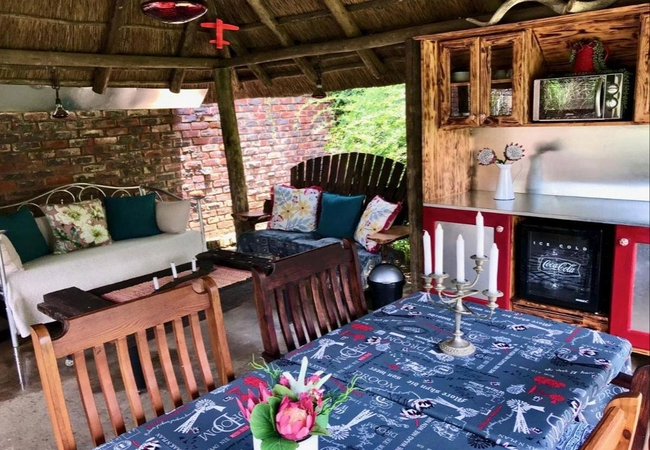 Lapa with lounge