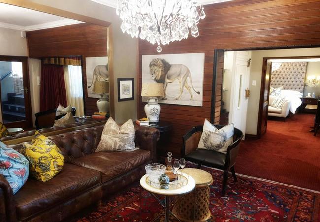 Madiba luxury Suite