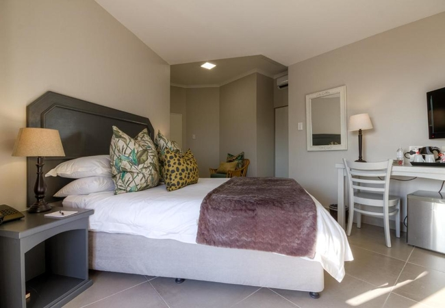 Luxury Rooms - Double Bed