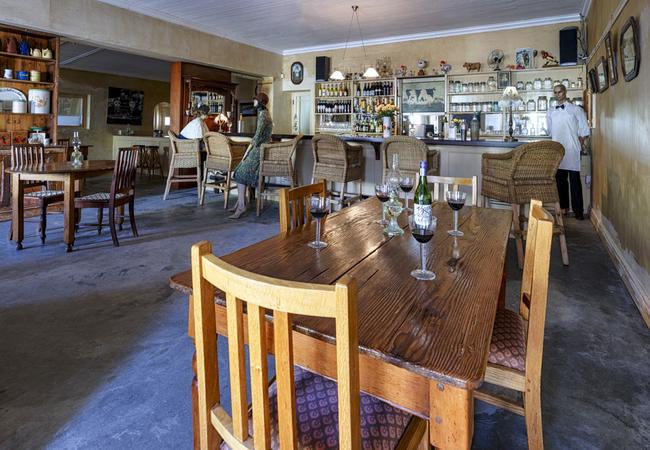 Oom Steyn\'s Pub