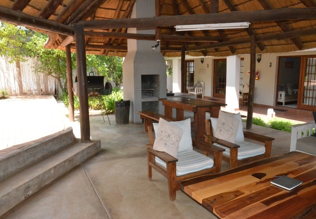Self-Catering Chalet 1