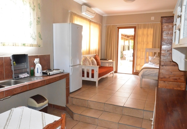Self-Catering Chalet 4