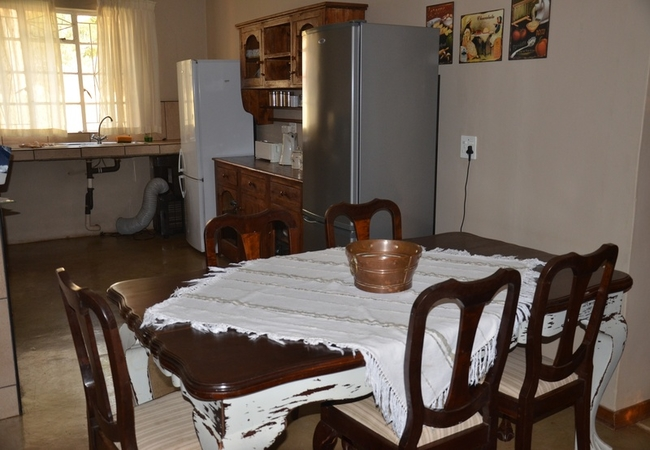 Self-Catering House
