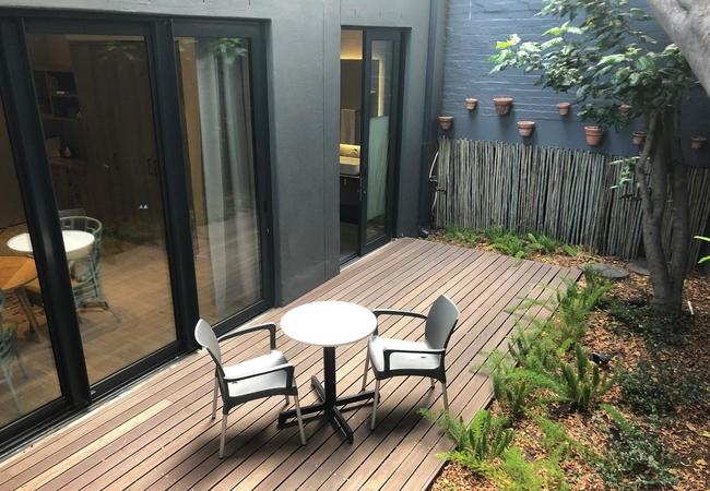 The Herb Garden Suite