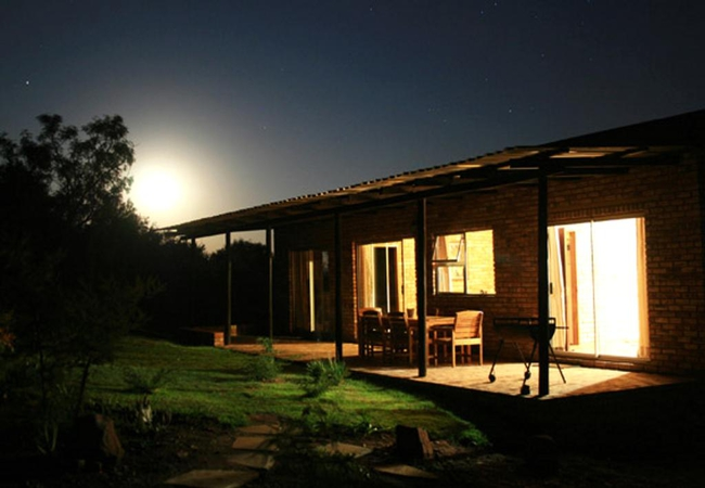 The Aloes house
