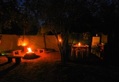 Elephant Root Luxury Tent