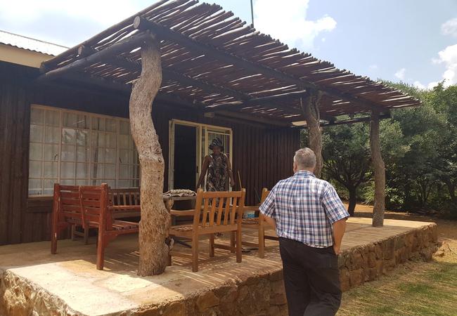 Zebra Cottage
