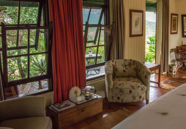 Double Cottages (Sleep 2 guests each)