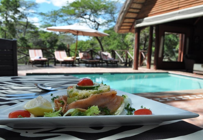 The Pool and lunch