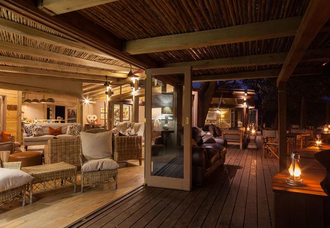 Main Lodge Lounge Area