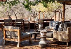 Main Deck Lounge Area