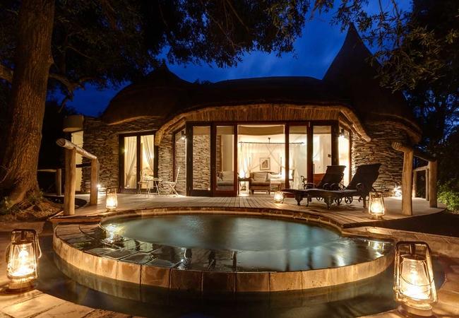 Safari Lodge Suite Plunge Pool