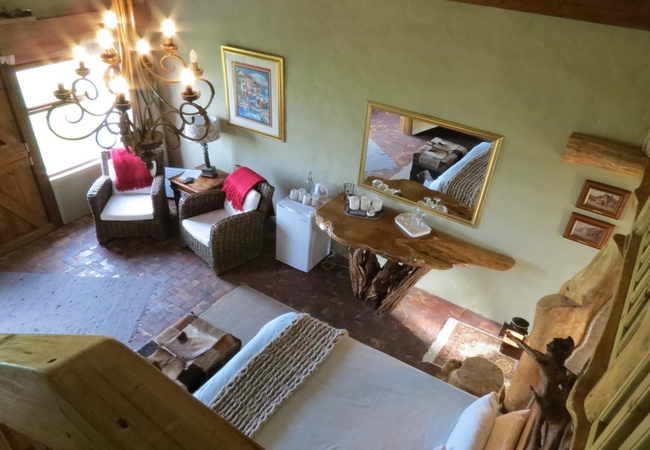 Luxury Stable Suite 2 with Sea View