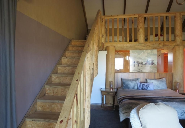 Luxury Stable Suite 4 with Sea View