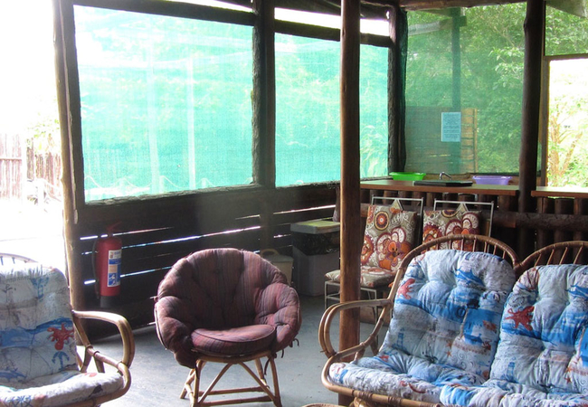 2 sleeper en-suite wooden cabin