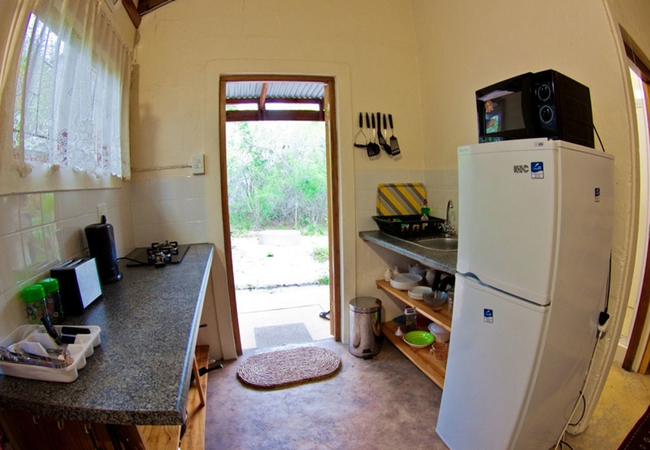 2 sleeper self-catering cottage