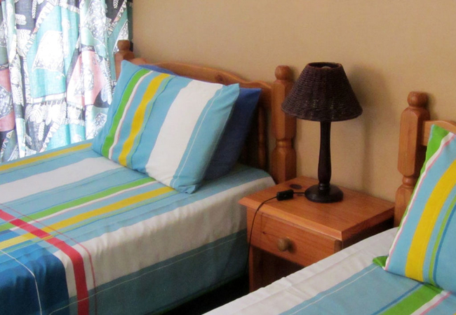 4 sleeper self catering cottage