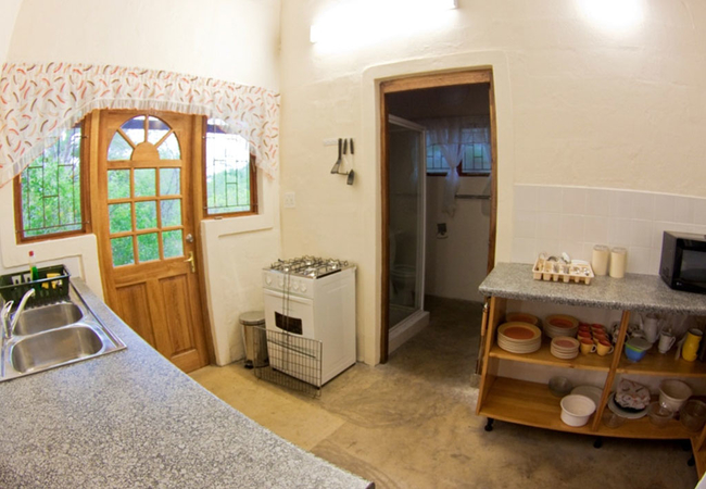 6 sleeper self catering cottage