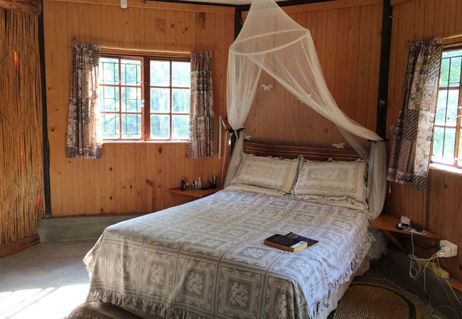 8 sleeper self catering cottage