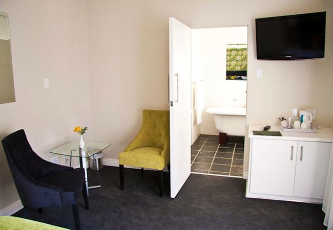Room 5 - Premium Room (wheel chair friendly)