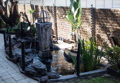 Koi Pond / Garden