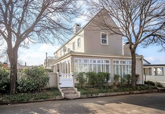 Superior room balcony
