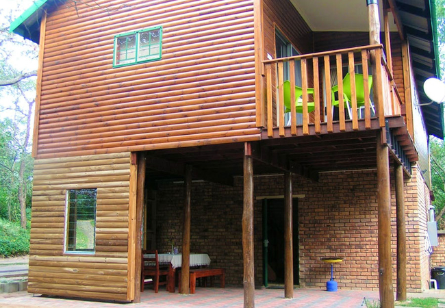 The 2 Bedroom Chalets