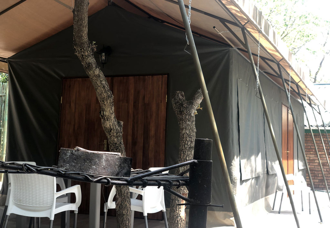 Luxury Tent 2