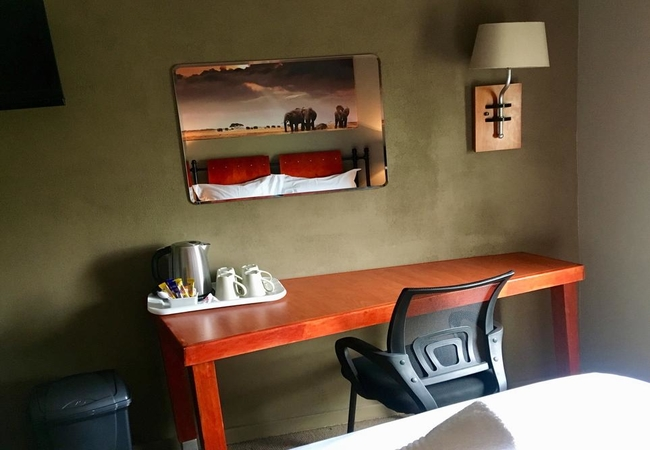 Guest Room with coffee and tea facilities